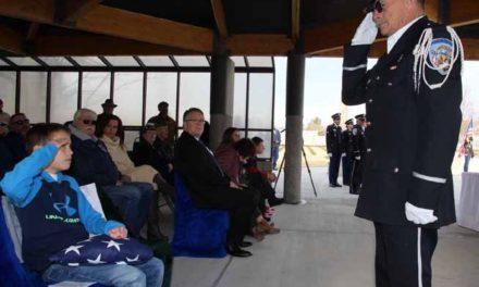 Coalition honors 19 veterans in solemn memorial ceremony