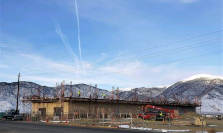 Construction progressing on new Hawthorne casino, sports bar