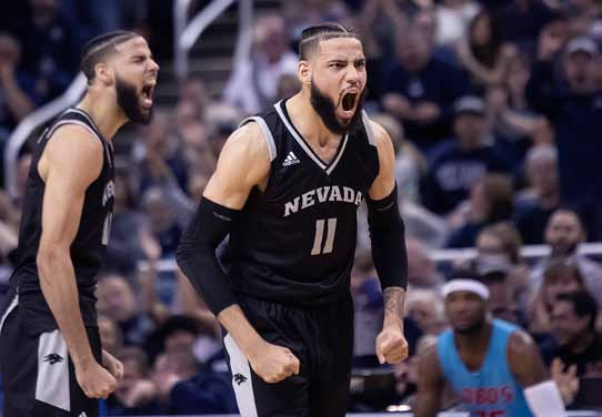 Nevada avenges only loss, defeats New Mexico 91-62