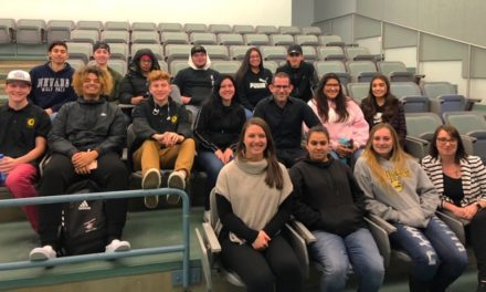 MCHS GEAR UP seniors attend college campus tour