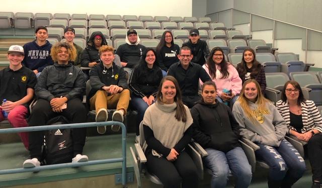MCHS GEAR UP seniors attend college campus tour