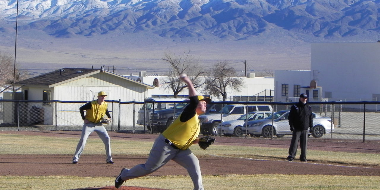 Serpents open season on the diamond at home tourney
