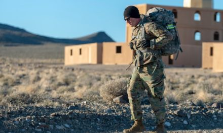 Mineral County plays host to international military competition