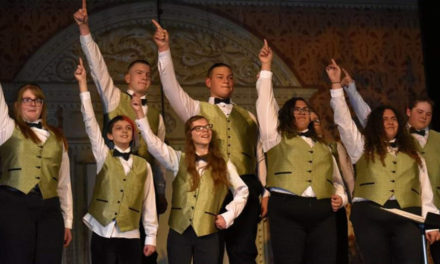 Band and choir receives top rating at festival in Virginia City