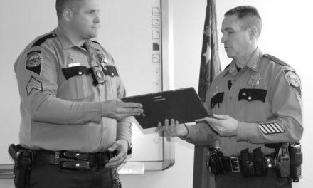 NHP recognizes former MCSO deputy