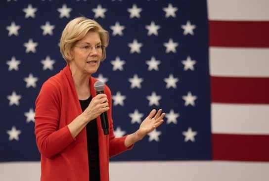 Warren: Democrats' message must be more than 'not-Trump'