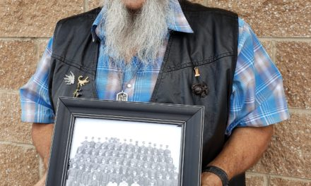 Surprise phone call brings back flood of memories for Walker Lake Marine vet