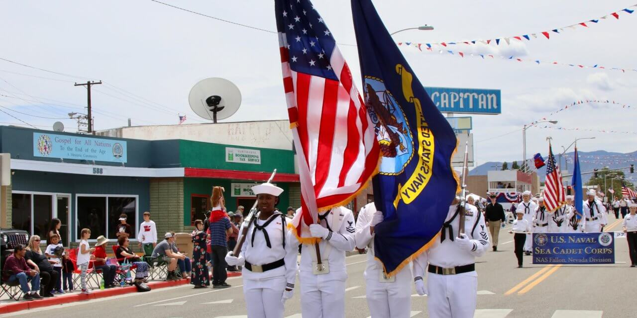 2019 Armed Forces Day Parade