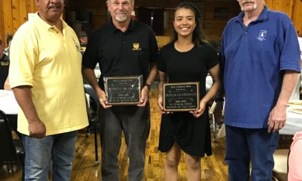 Elks Honor Hoops Teams