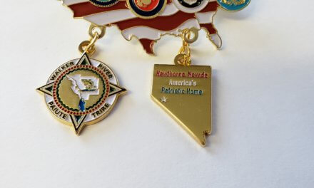 AFD pins recognize all branches of our military