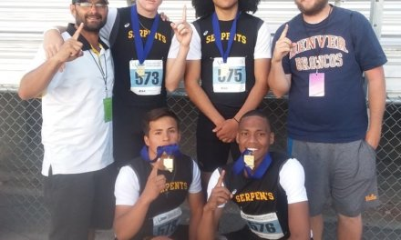 Track athletes win pair of state titles