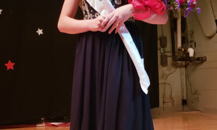 Contestants shine at Miss Armed Forces Day pageant