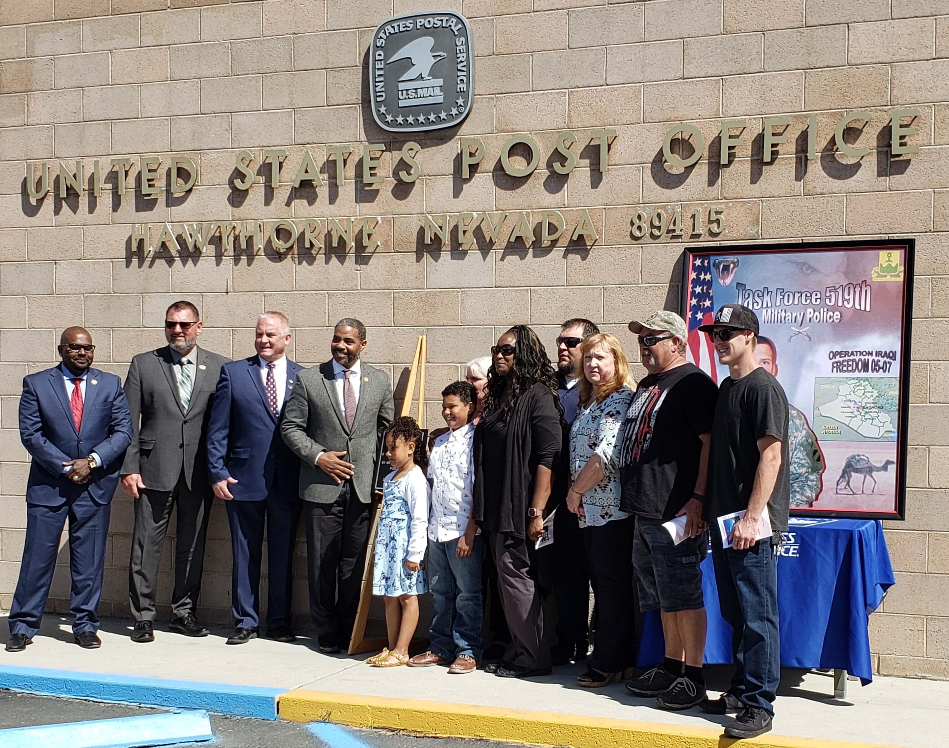 Post Office renamed after fallen local soldier | Mineral