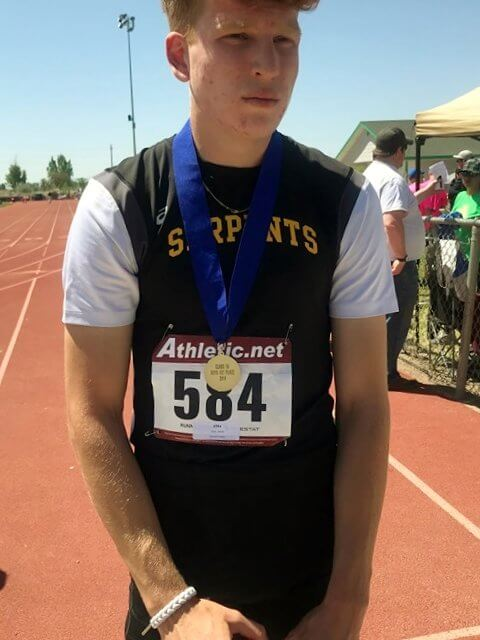 MCHS track athlete to compete at tournament in Australia