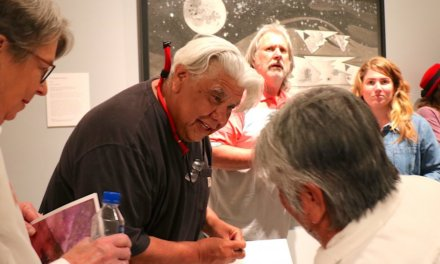 Art of Jack Malotte honors connection between Great Basin, Native Americans