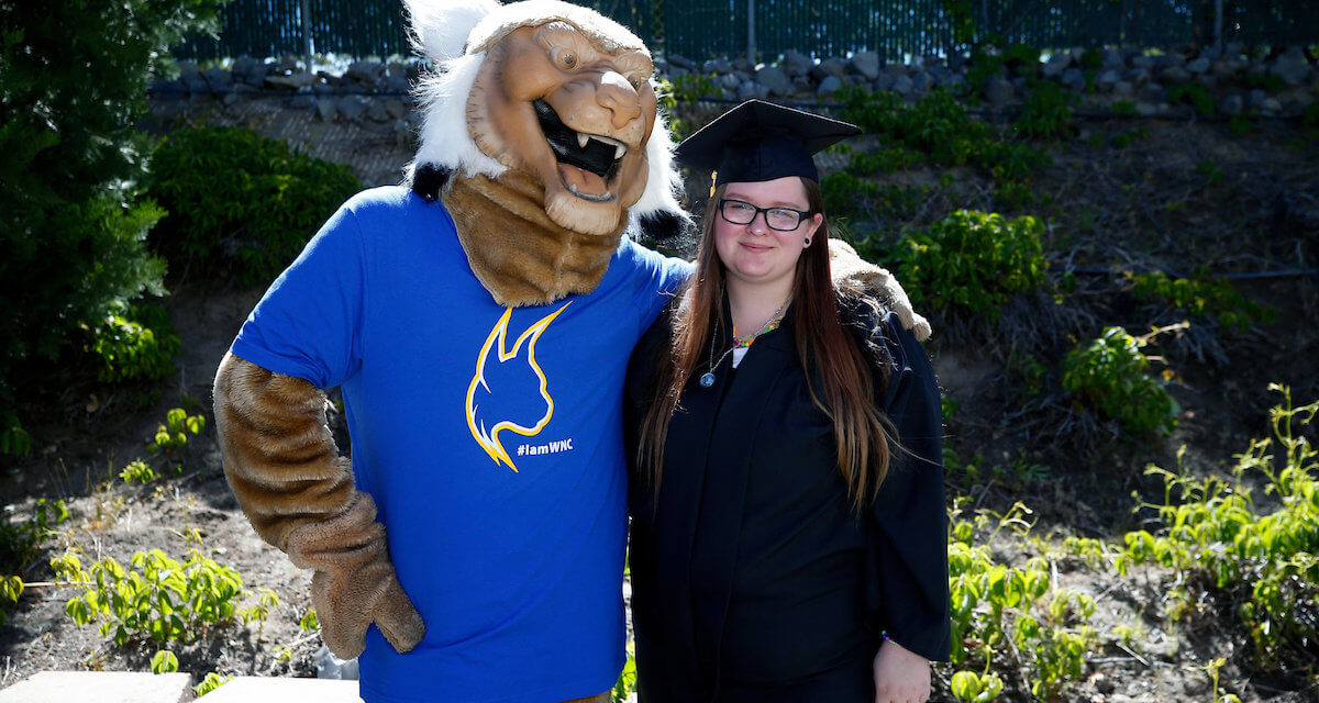 MCHS Student Earns Degree