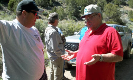 Wildlife commissioners hold state conference in Hawthorne