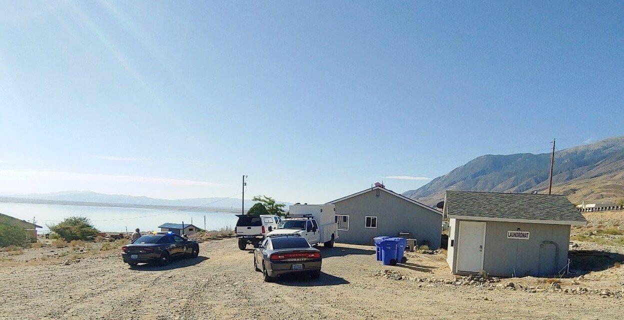 California Festival Gunman had Residence at Walker Lake