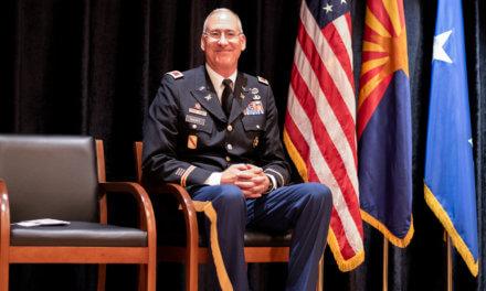 Former Depot Commander Retires
