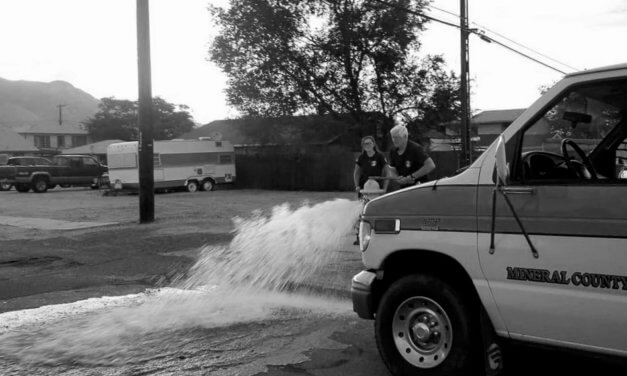 Hydrants Tested in Hawthorne