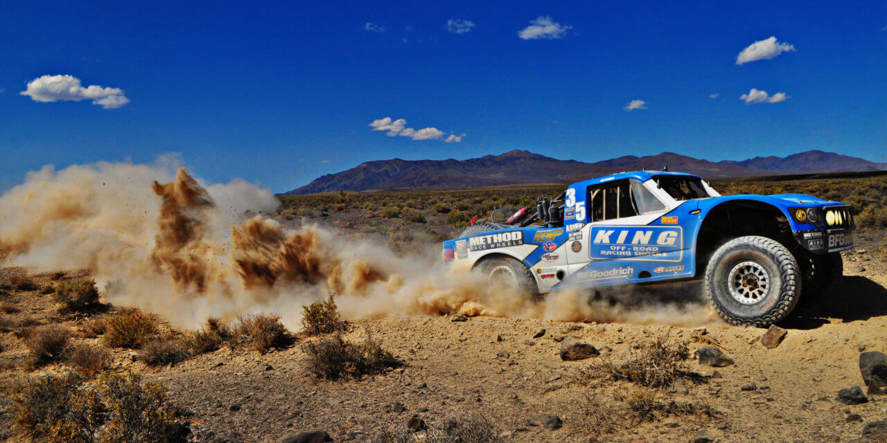 Best in the Desert Holds 23rd Annual Race Through Nevada