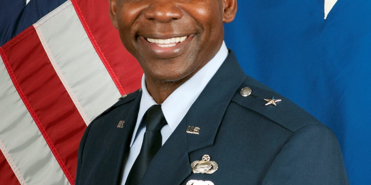 1st African American Adjutant General of NV National Guard