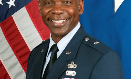 1st African American Adjutant General of NV National Guard