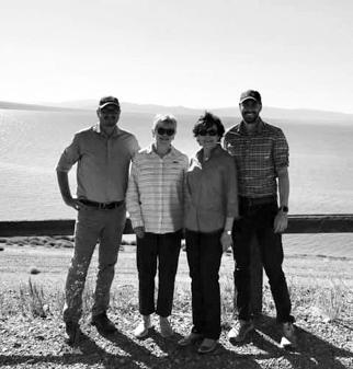 Rosen Visits Walker Basin Conservancy