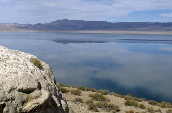 Nevada Lake Poised to Become Great Restoration Story