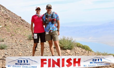 Mt. Grant Memorial Run