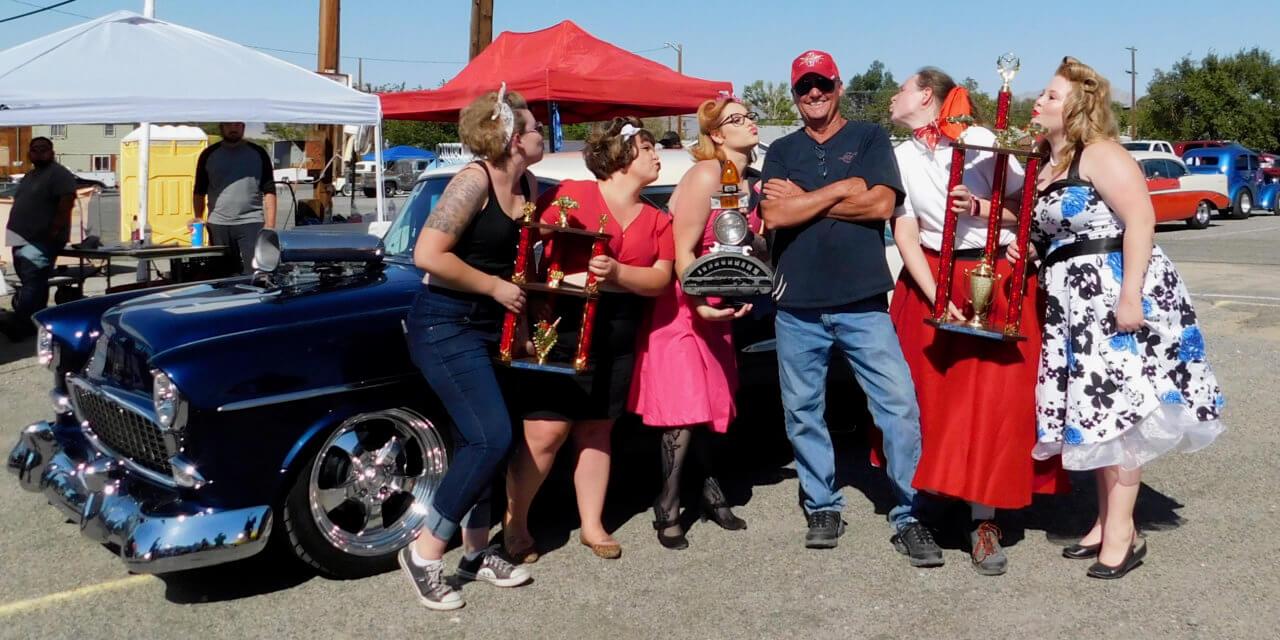 Motorheads Host Inaugural Car Show in Hawthorne