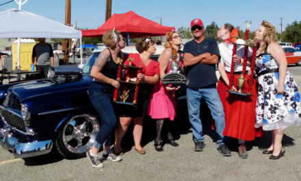 Motorheads Host Inaugural Car Show in Hawthorne