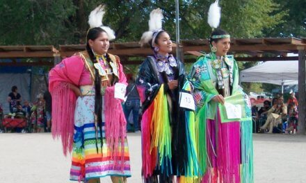 Walker River Paiute Tribe Holds 89th Annual Pinenut Festival