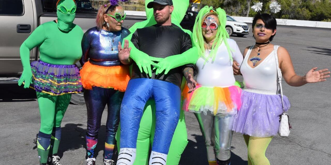 Area 51 Festival Wraps up in Nevada