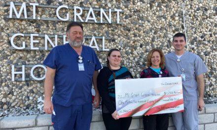 Hospital gets Large Donation