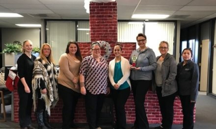 Local Businesses Compete in Decorating Competition