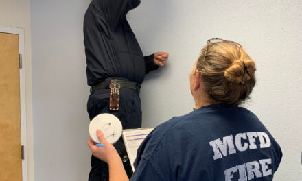 Fire Officials Remind Public about Free Smoke Detector Program
