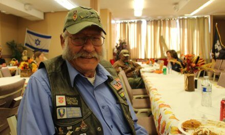 Disabled Veterans in Reno Look Back on Thanksgiving Marked by War Zones, the Kindness of Strangers