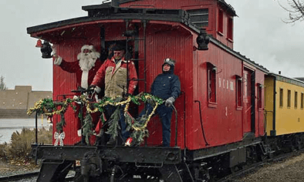 Santa Trains Steam up for 35th Year at Railroad Museum in Carson City