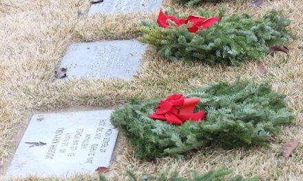 Wreaths Across America Prepare for Saturday Remembrance in Fernley