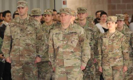Reno Battalion Prepares for Deployment to Poland