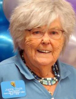 Obituary: Joanna Souza