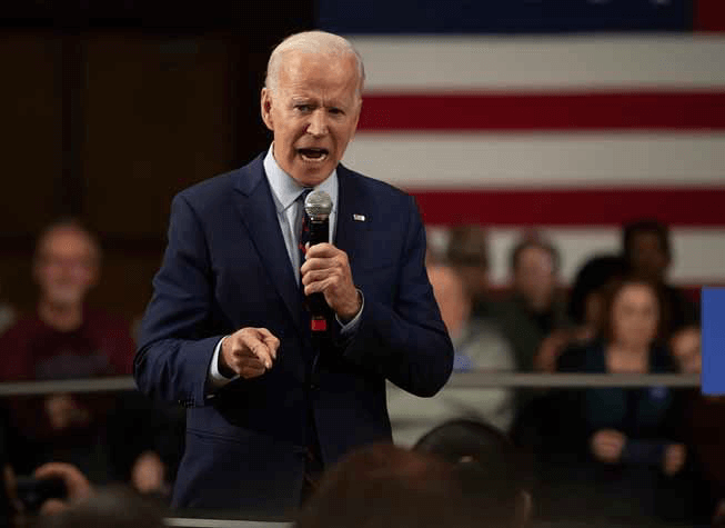 Biden Slams Trump on Iran Policy During Sparks Visit, Says he Hurt US Interests