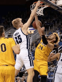 Nevada gets past Wyoming late, Falls at No. 7 San Diego State
