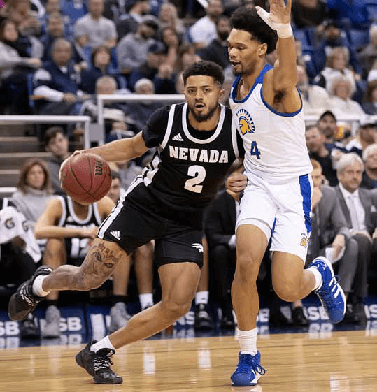 Harris Continues Hot Stretch as Wolf Pack picks up Home Wins