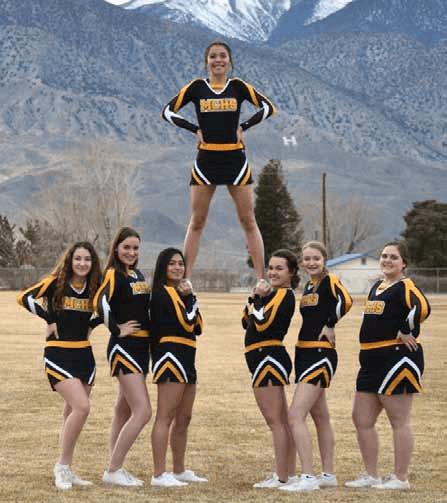 New Cheer Uniforms