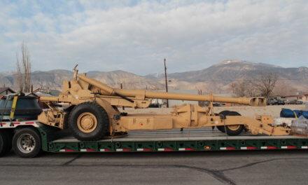 Hawthorne Ordnance Museum acquires military war machine